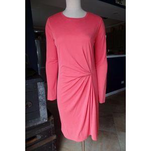 BCBG MaxAzria Roxie Solid Sheath dress, Vintage M